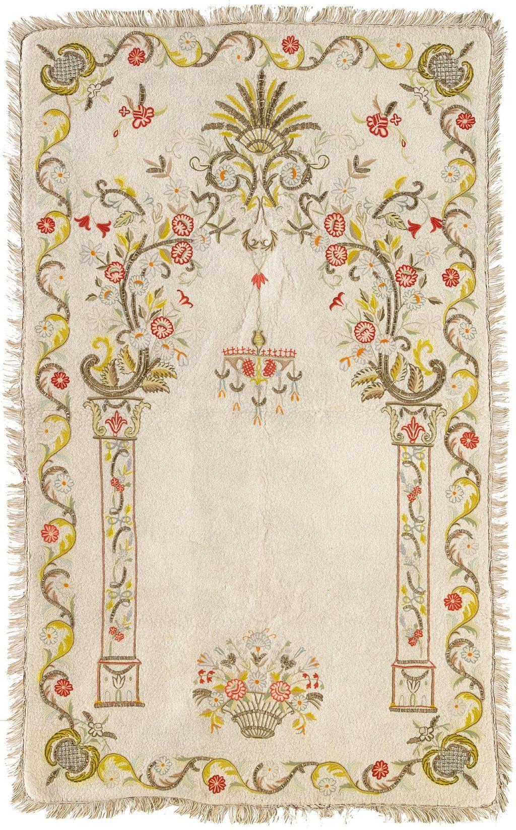 Prayer Rug, 19th Century (Osmanlı Seccadesi, 19.YY) | Türkişi ...