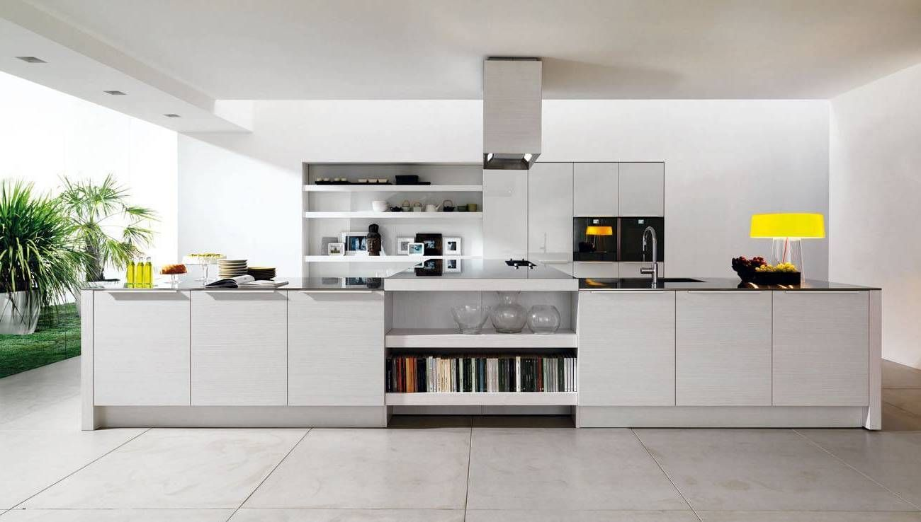 Modern White Kitchen Images 30 Contemporary White Kitchens Ideas  Kitchen Colors Kitchens