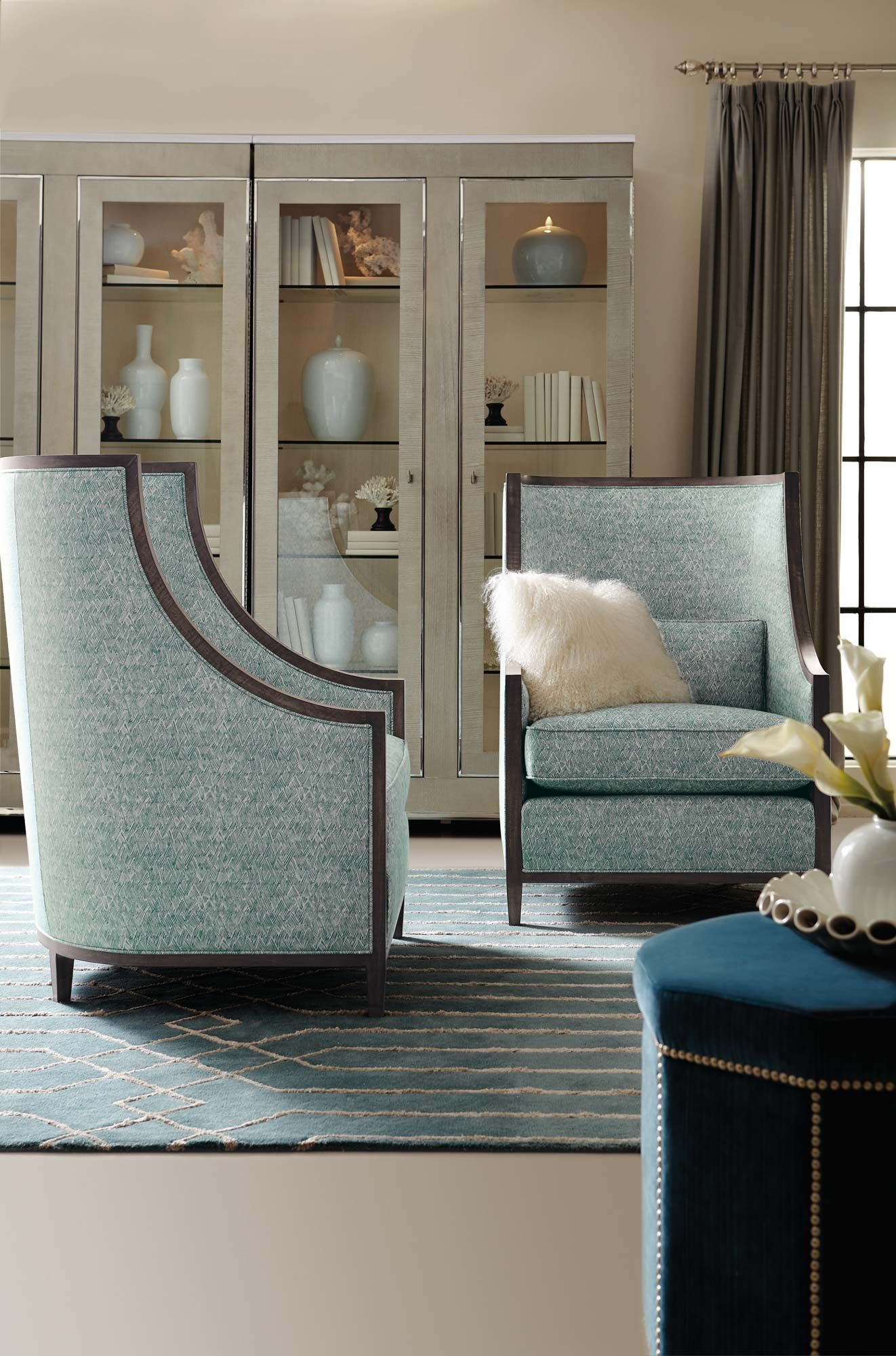 Keegan Dolly Criteria Living Room | Bernhardt