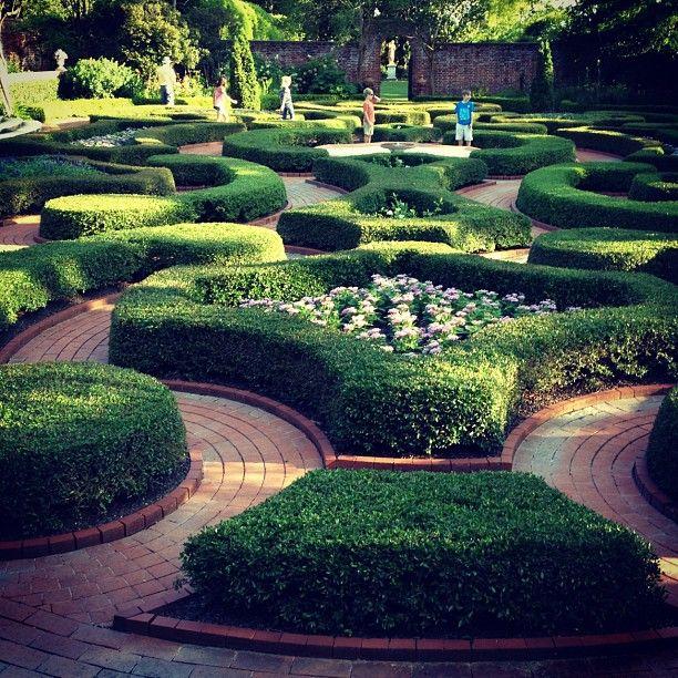 Tryon Palace Tryon palace, Palace garden