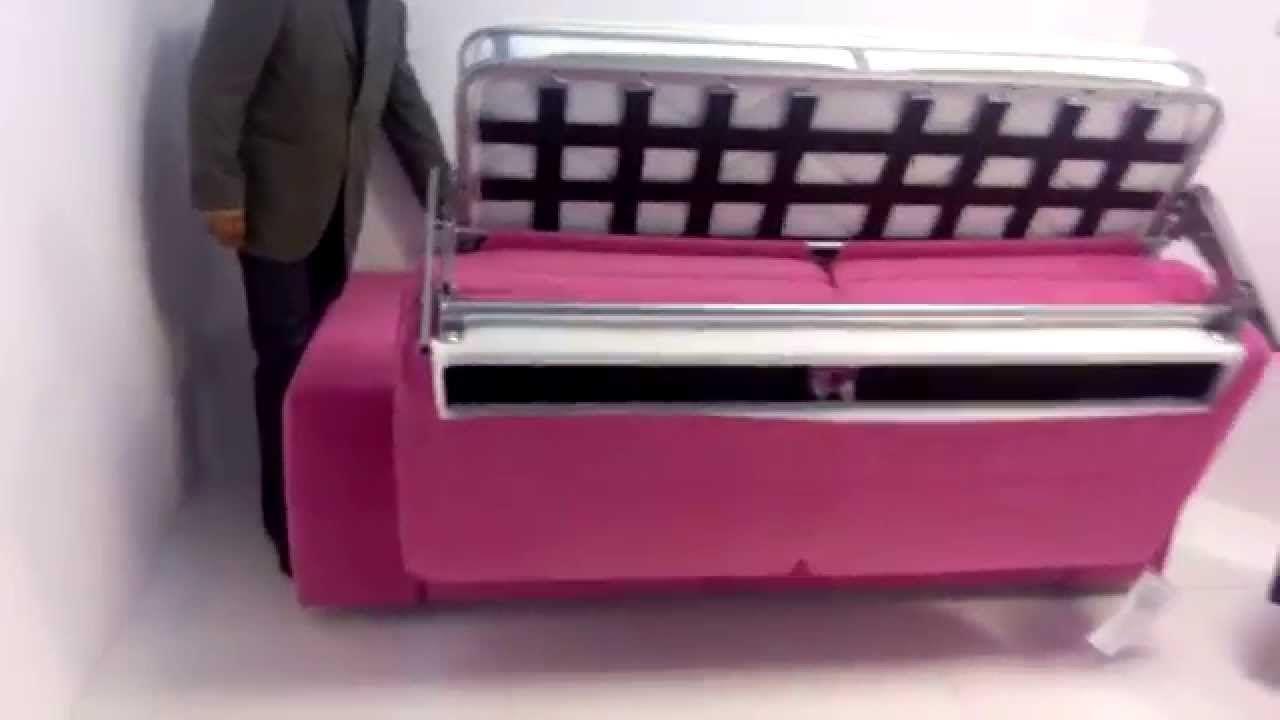 Apertura sofá cama Atila