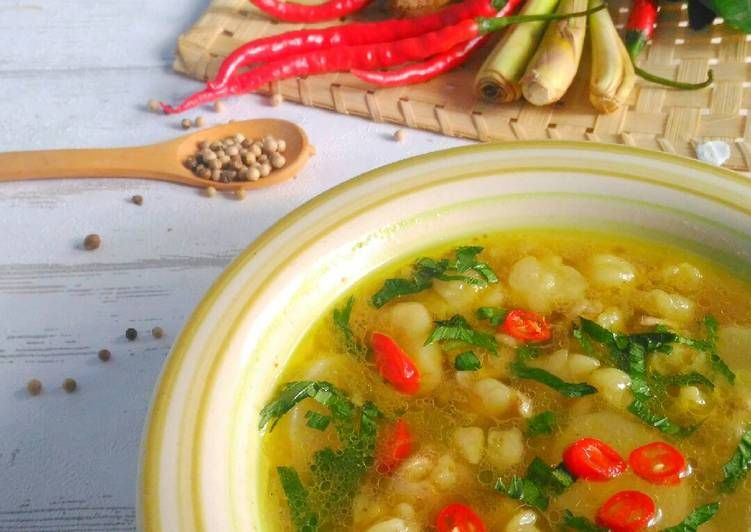 Resep Soto Bandung Oleh Dapur Mima Resep Resep Masakan Masakan Resep