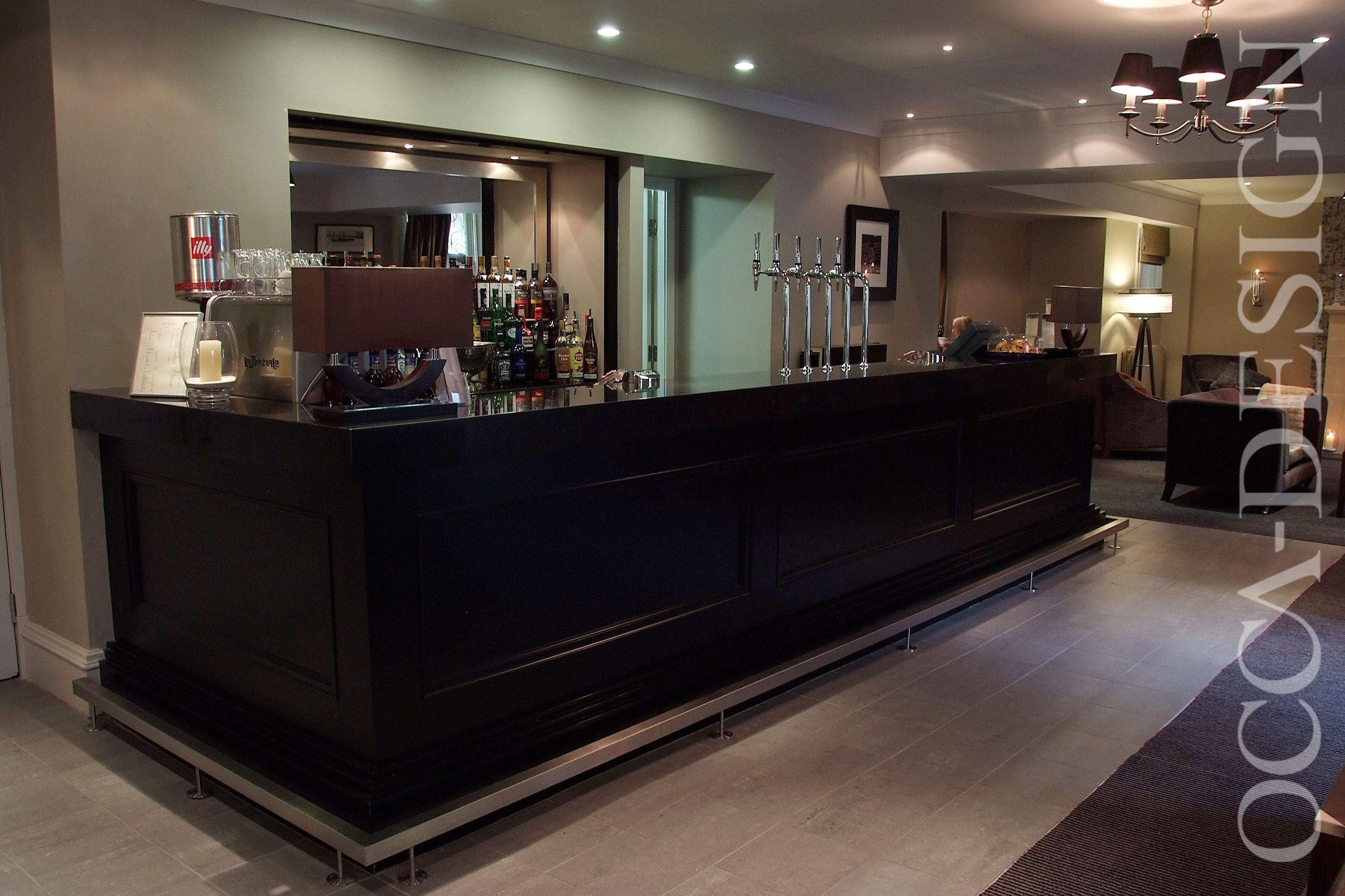 Hotel Interior Design The Landmark Dundee Bar