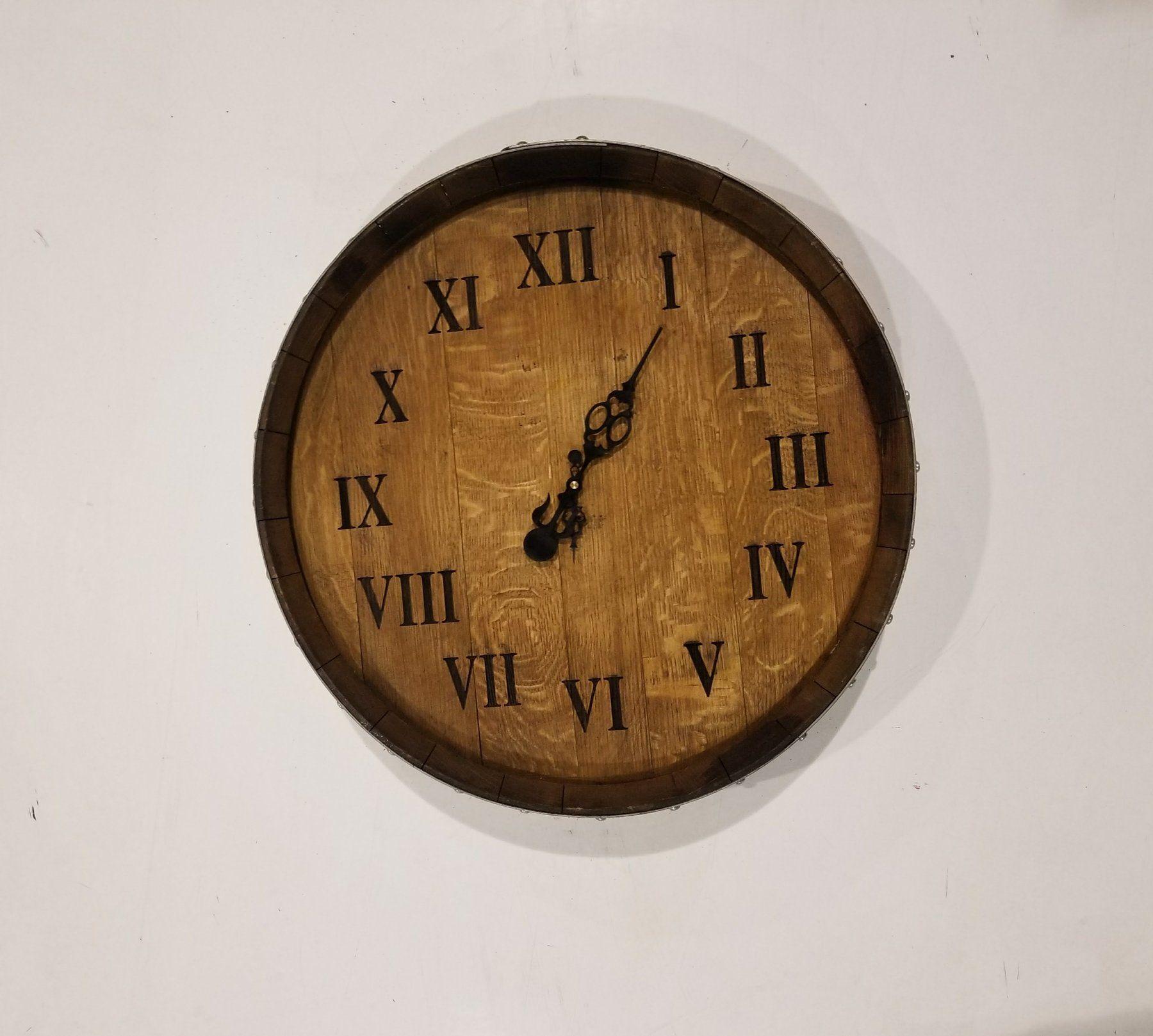 Bough Ca For Beautiful Barrel Clock