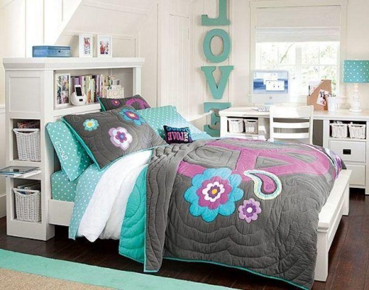 Beeindruckende Schlafzimmer Designs für Mädchen im