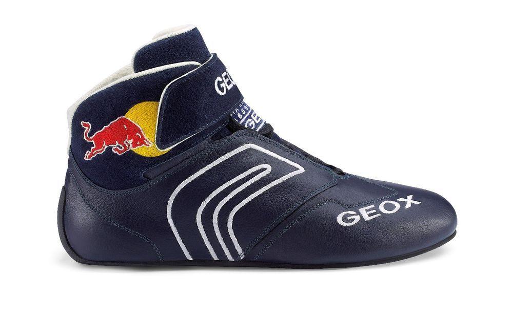 Economía danza retirada  GEOX Red Bull Shoes All Size Men Blue Longlife Racewears ...