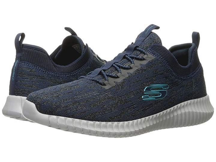 Skechers Elite Flex Hartnell Men S Lace Up Casual Shoes