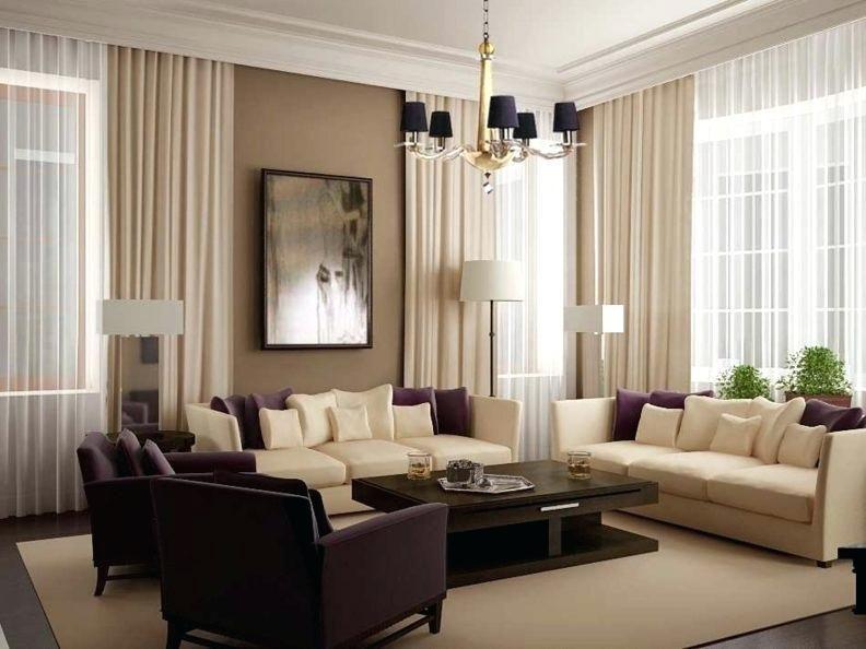 Wandfarbe mit brauner Couch Innenarchitektur 2018 Pinterest - wohnzimmer ideen braune couch