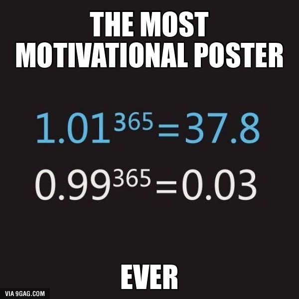 The Most Motivational Poster Ever | TVs, The o'jays and Count
