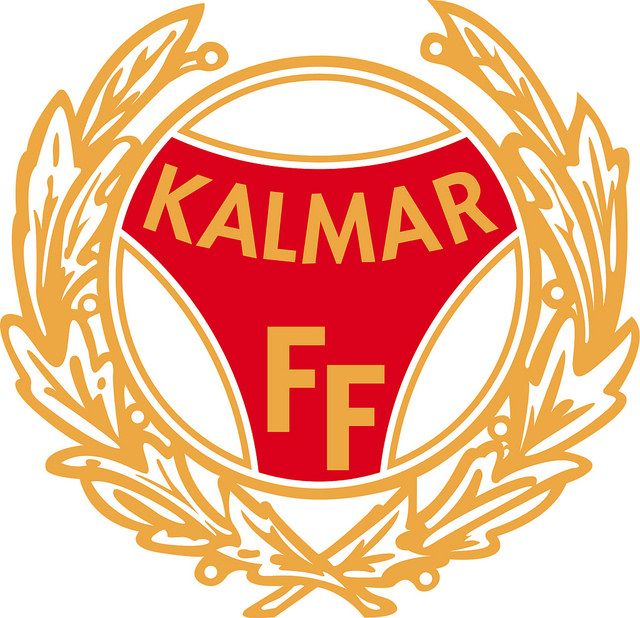 Kalmar Fotbollsförening (Kalmar FF, KFF) | Country: Sverige / Sweden. País: Suecia | Founded/Fundado: 1910/06/15 | Badge/Crest/Logo/Escudo.