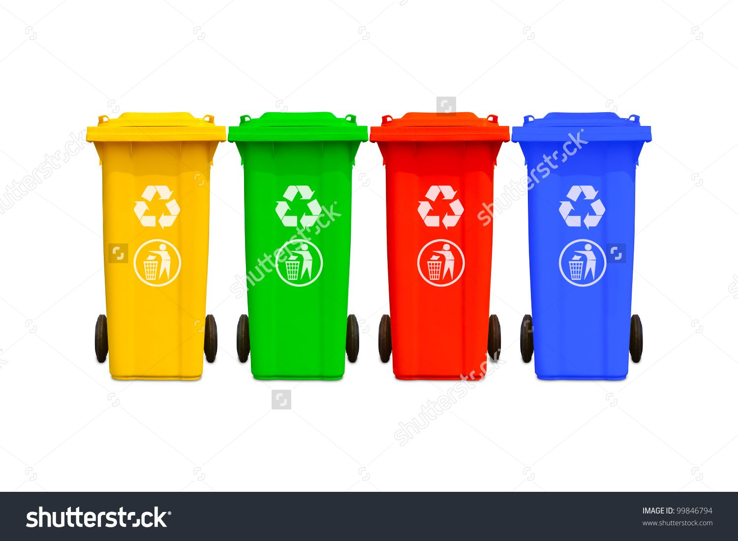 Colored Kitchen Trash Cans Pin By Eco Recycling On Trash Bins Pinterest Trash Bins