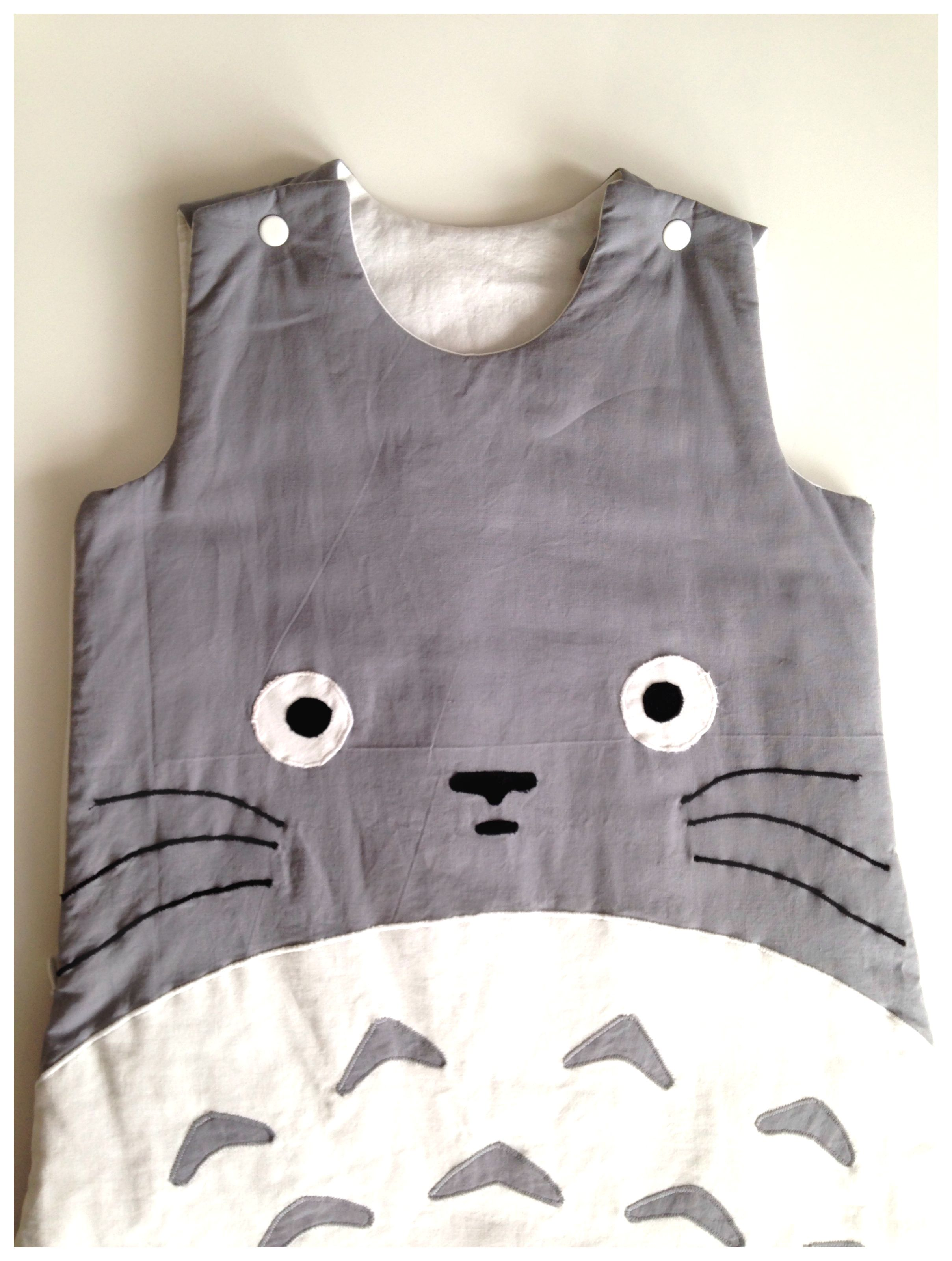 Barboteuse Totoro … | Pinterest