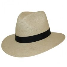 Have a $3 off coupon on your next order over $20, as our thank-you for sharing our hats. DelMonico Twisted Panama Downbrim Hat
