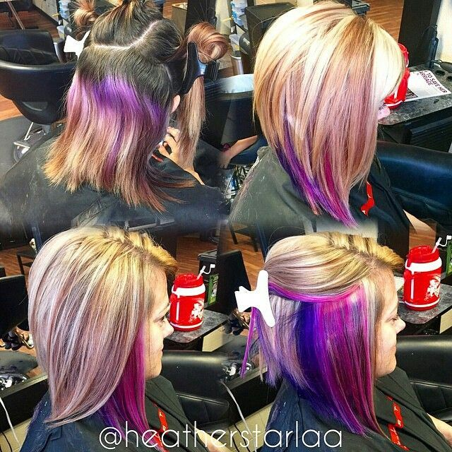 Colored hair extensions for brunettes google search colored hair coloring pmusecretfo Image collections