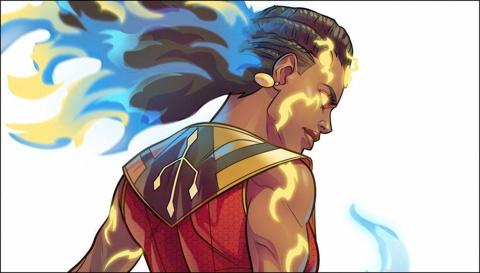 Ethiopias first female superhero comic hawi is here