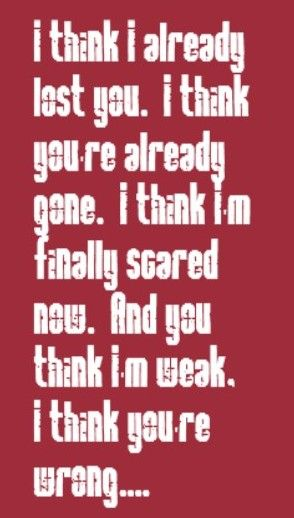Matchbox 20 - If You\'re Gone - song lyrics, song quotes, songs ...