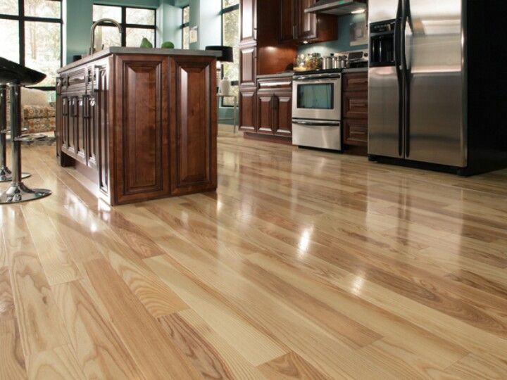 Bellawood Ash Flooring Ideas Hardwood Floors In Kitchen