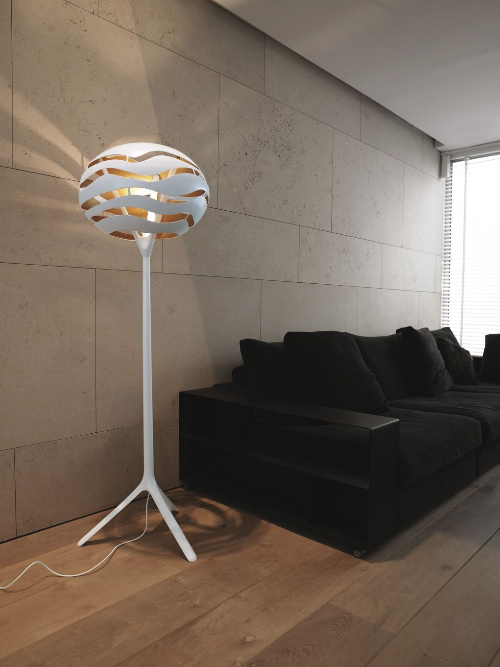 tree series floor lamp by werner aisslinger for lighting lamparas lighting for home. Black Bedroom Furniture Sets. Home Design Ideas
