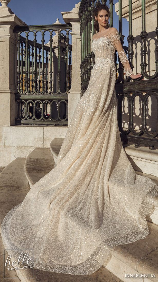 Innocentia Divina Wedding Dresses 2019