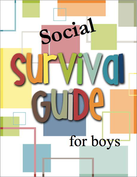 Children with Autism, emotional disability, or other social deficits struggle with impairments in many areas - relationships, communication skills, emotionalregulation, and organization to name a few. This pack contains numerous activities to be used individually or combined to make a survival guide binder for a student with social difficulties.