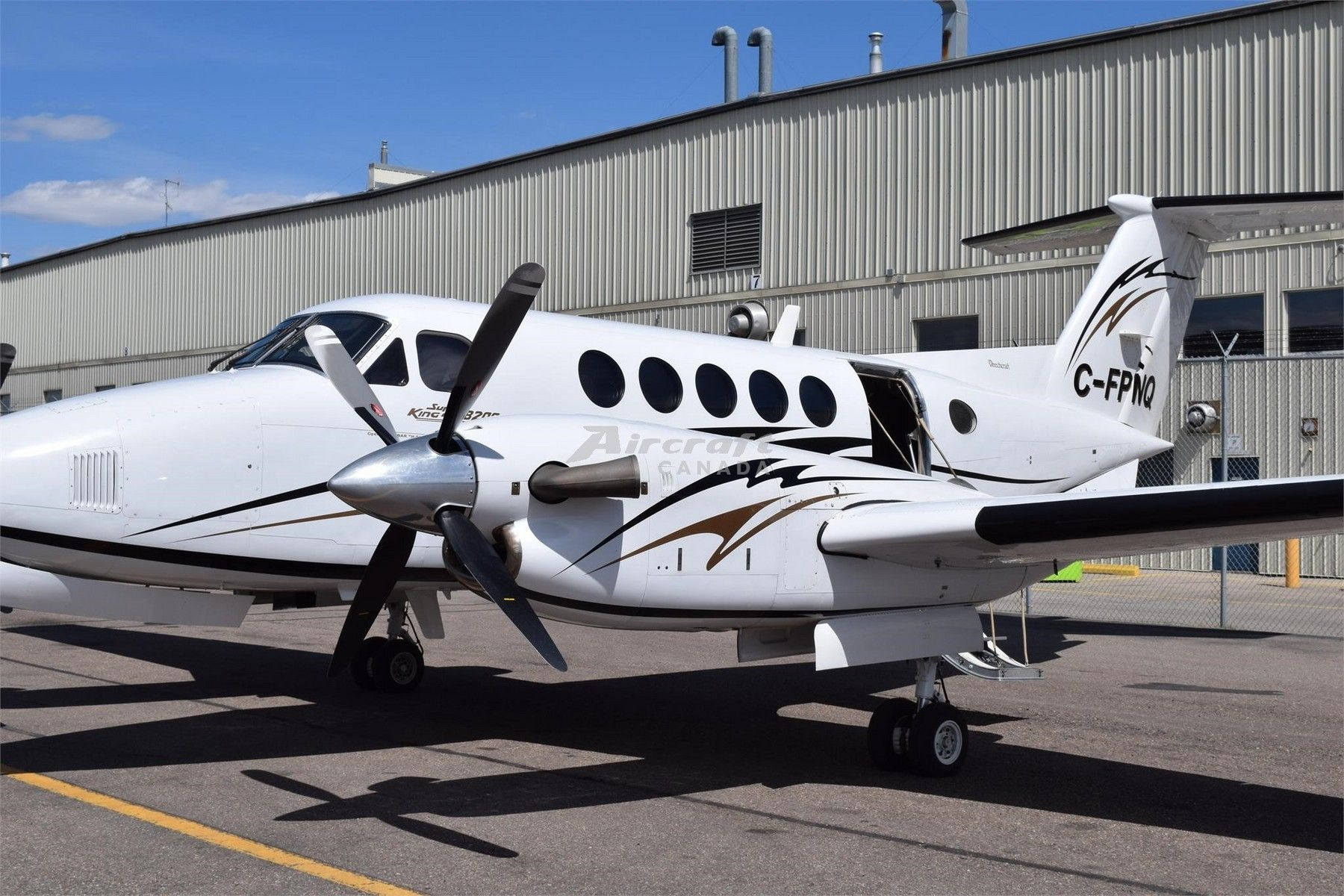 1998 Beechcraft King Air B200 for sale in Canada => www