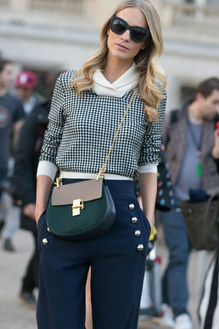 Pin for Later: The Most Memorable Style Moments Came From the Models at PFW PFW Day Six Poppy Delevingne