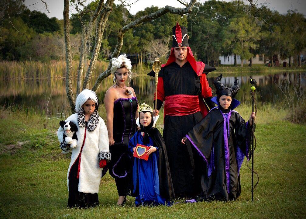 Disney Villans Disney Customes Pinterest Family halloween and - halloween costume ideas for family