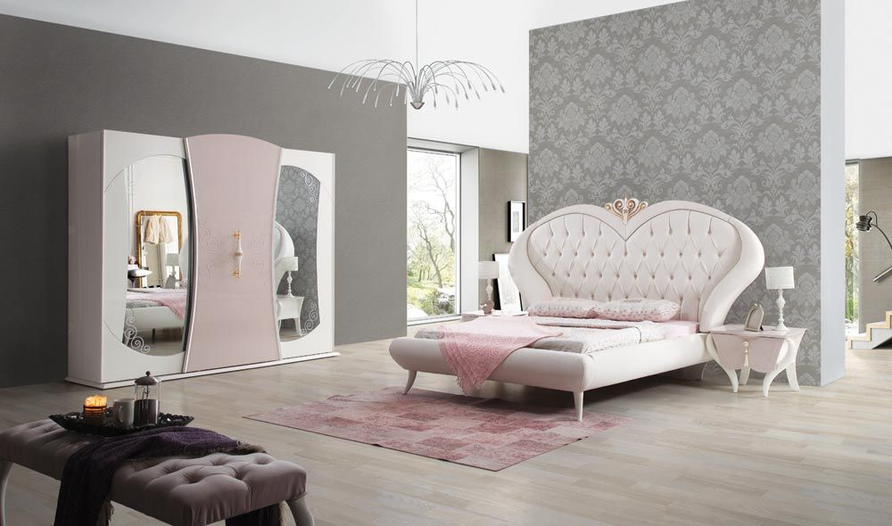 Yal yatak odas tak m decoration furniture sofa best for Mobilya wedding