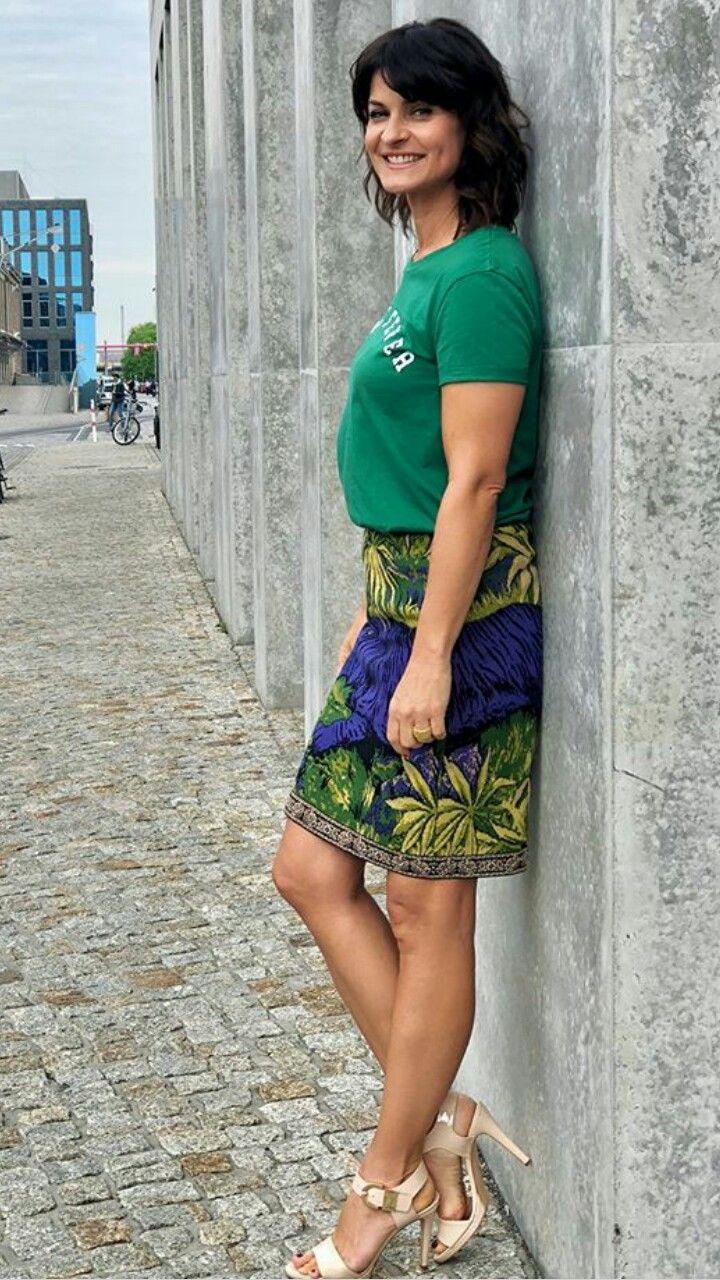 Reife Frau Lecken