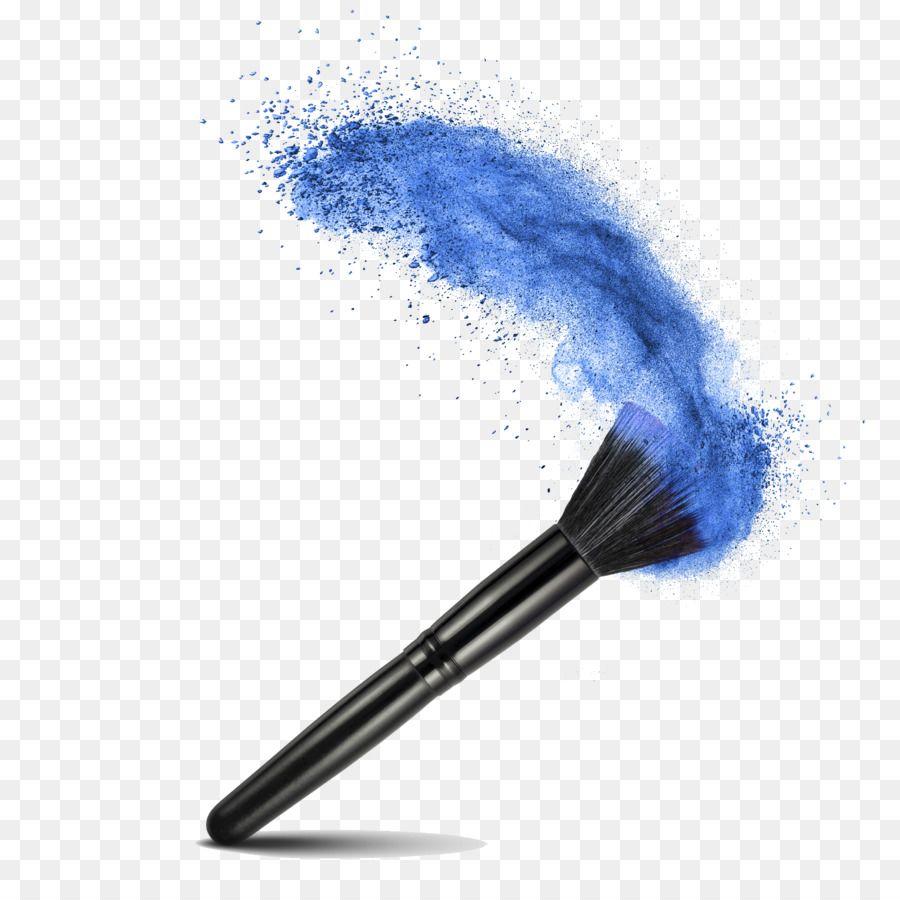 Cosmetics Makeup Brush Makeup Png Transparent Image Png Is About Is About Blue Product Product Design Makeup Maquiagem Png Logomarca Makeup Logo Maquiagem