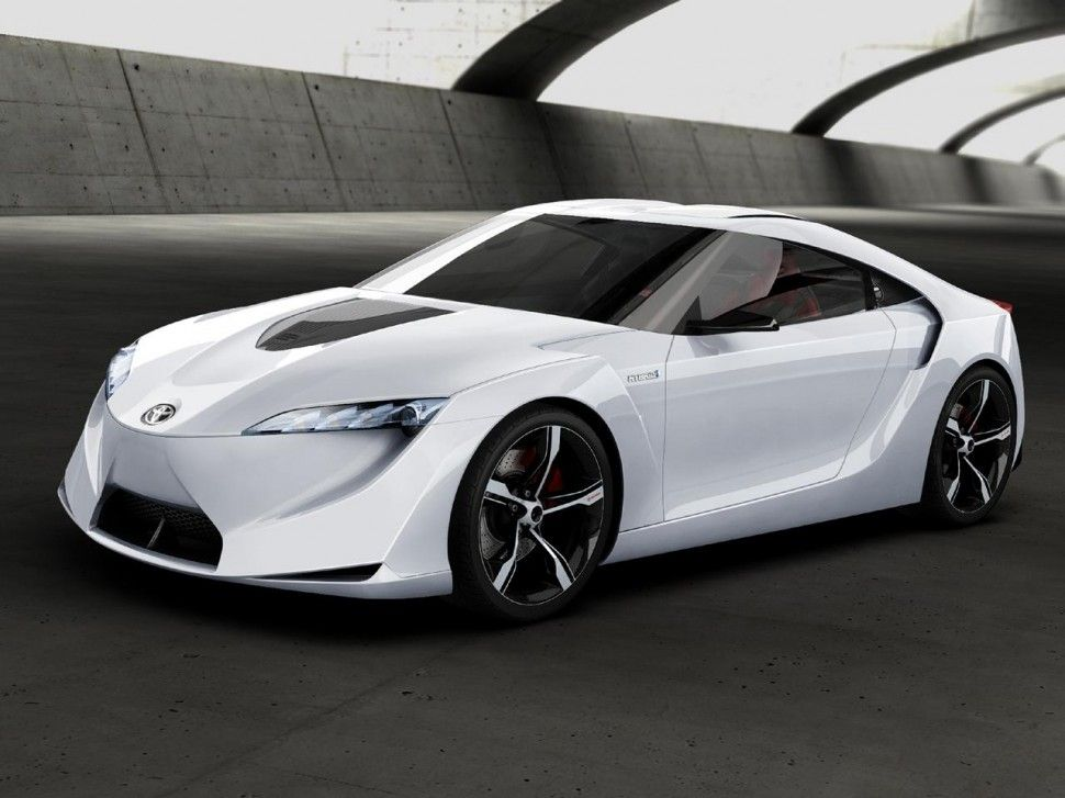 Is this the Toyota Supra concept that will be revealed at the 2014 Detroit Auto Show?