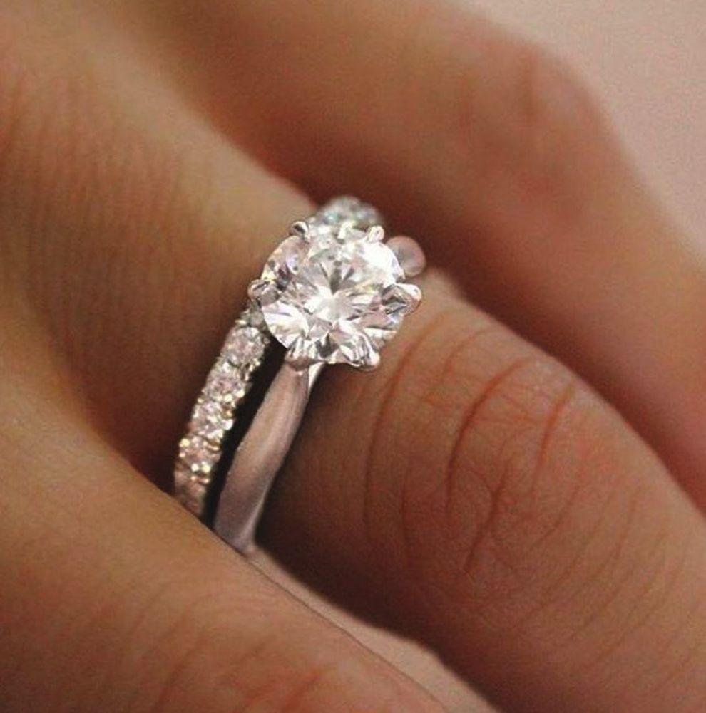 Pin On Tiffany Wedding Rings