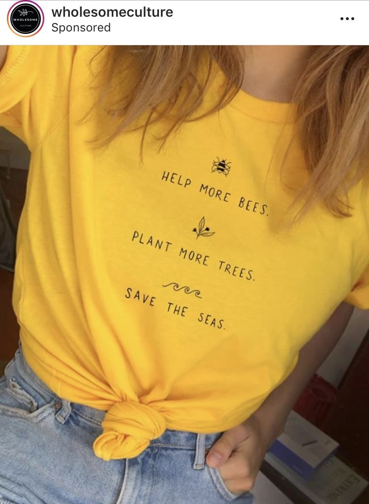 6a059e569 Cute Shirts, Trees To Plant, Yellow Tees, Yellow T Shirt, Tree Graphic