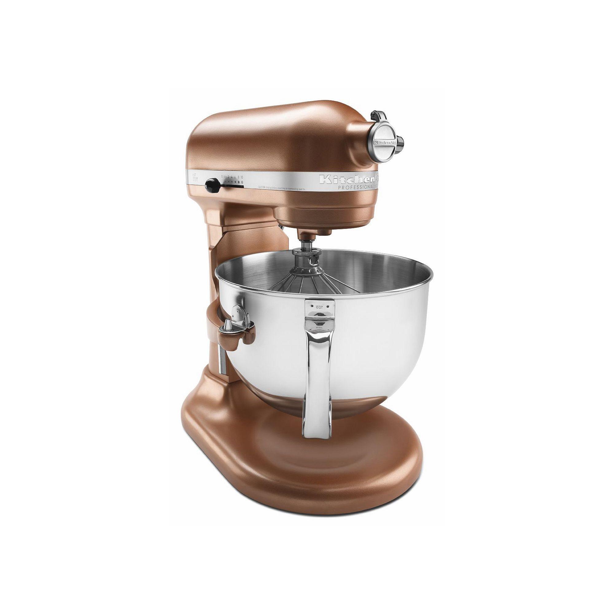 Kitchenaid Kp26m1x Pro 600 Series 6 Qt Bowl Lift Stand Mixer