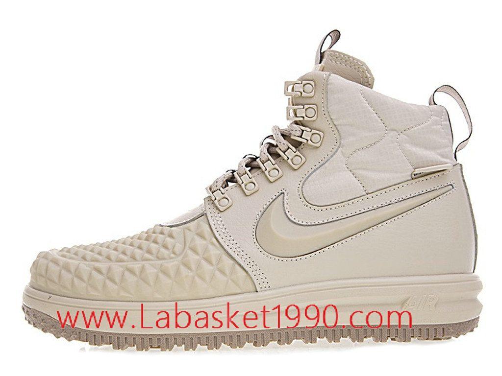 new style 17034 a7a01 ... basket nike. Nike Lunar Force 1 Duckboot 17 KPU 922807-003 Chaussures de  BasketBall Pas Cher Pour