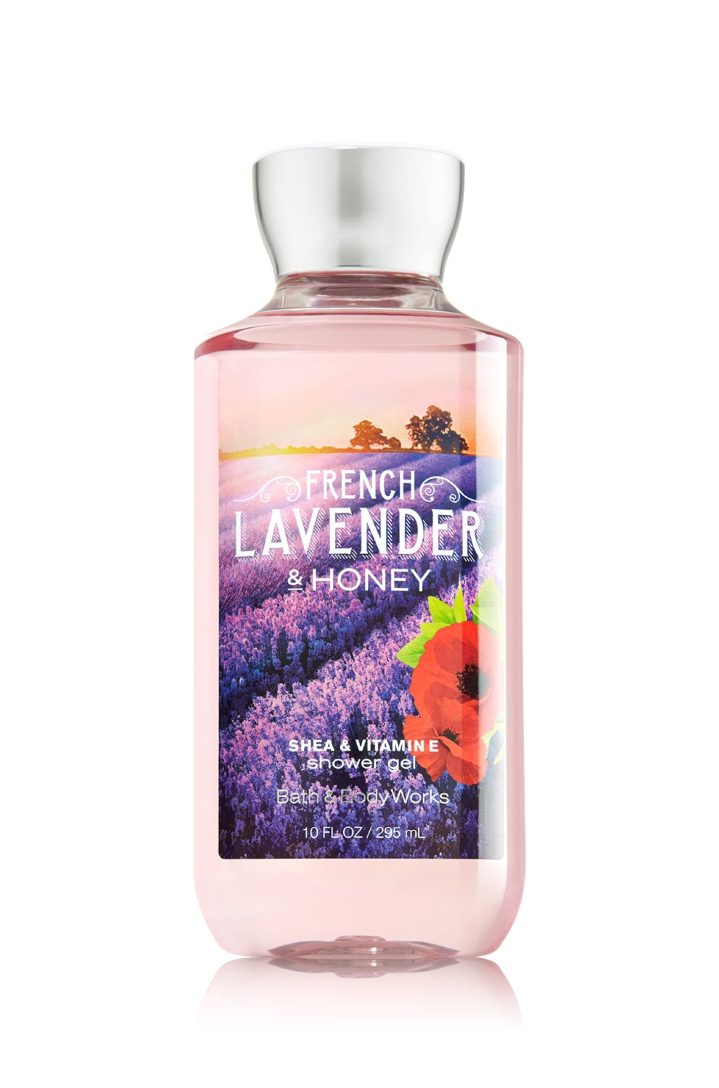 Signature Collection French Lavender Honey Shower Gel Shower