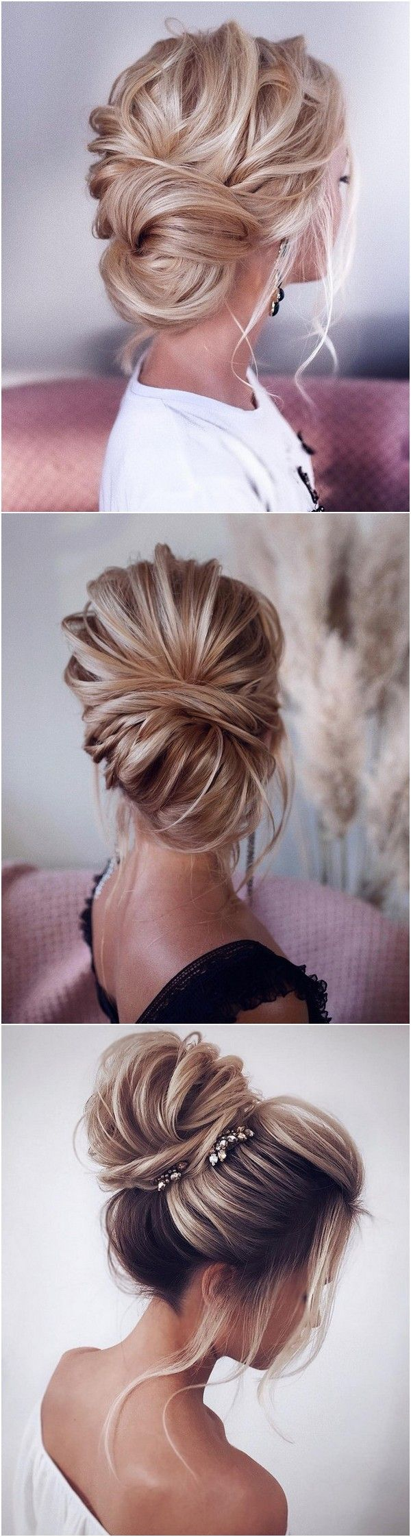 26 gorgeous updo wedding hairstyles from tonyastylist - page