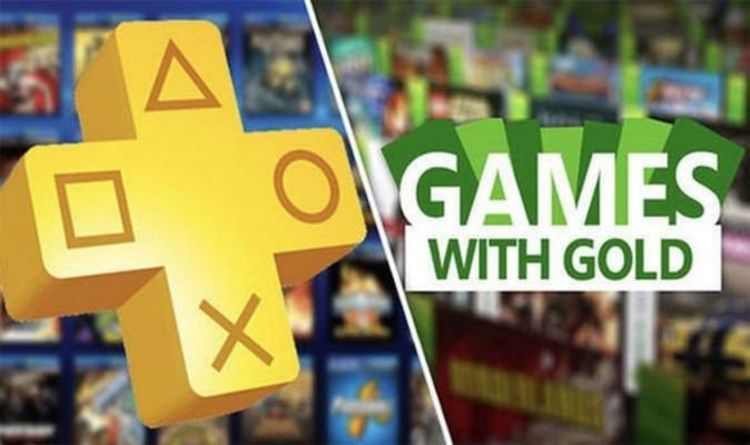 Games with gold and ps plus faceoff with february ps5 and