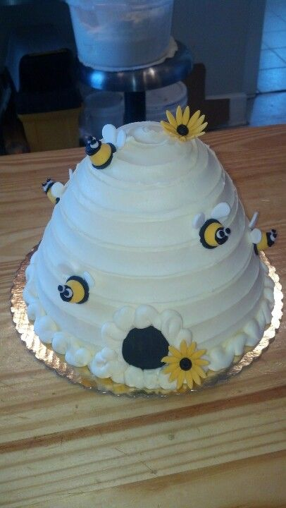 Bee Hive Cake From The Bakery Off Augusta Greenville SC