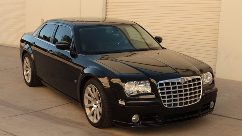 2006 Chrysler 300 SRT-8 | F84 | Dallas 2016 | Mecum Auctions