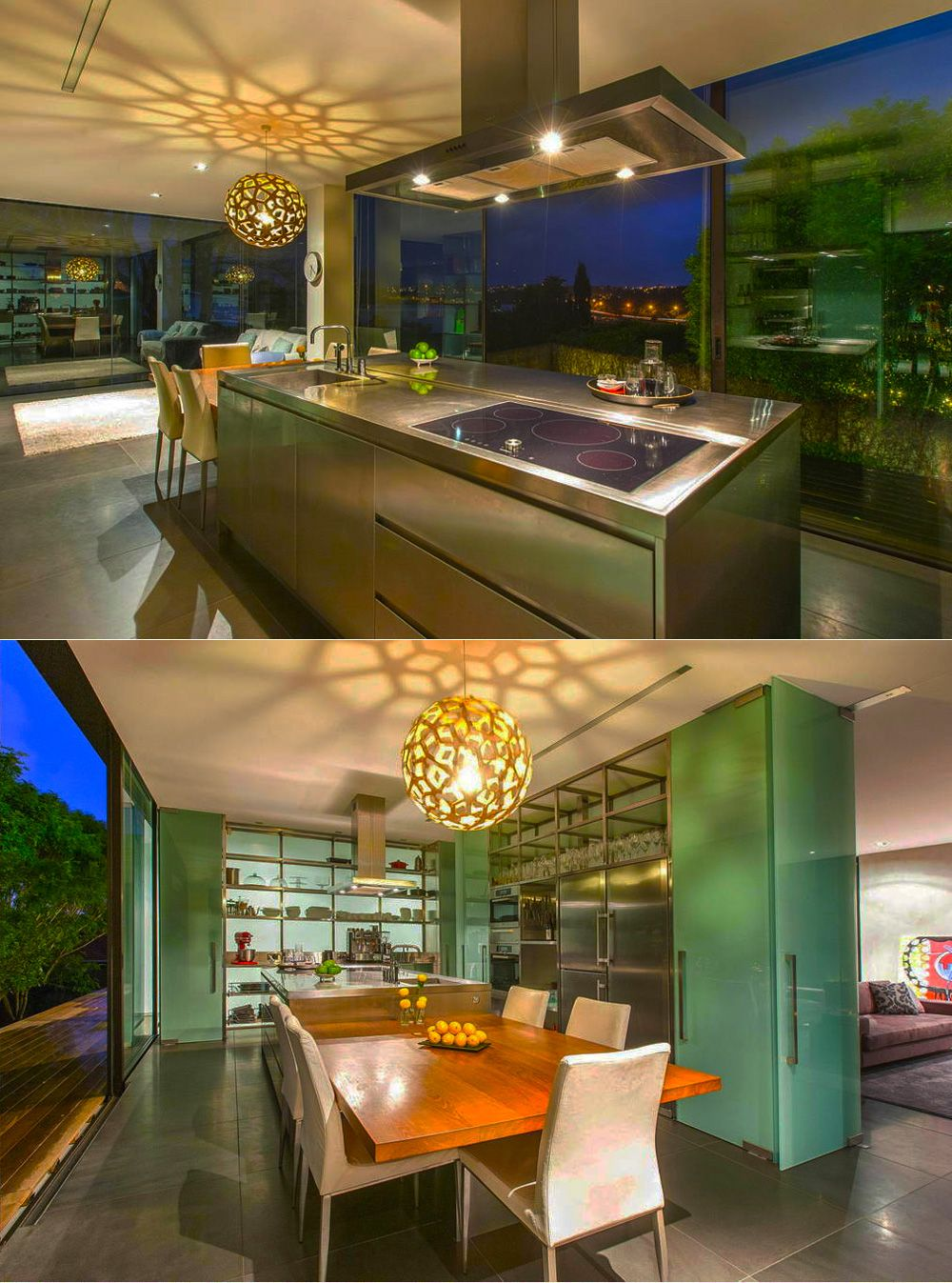 Küche und esszimmer designs interior design  home  pinterest  küche esszimmer und esszimmer
