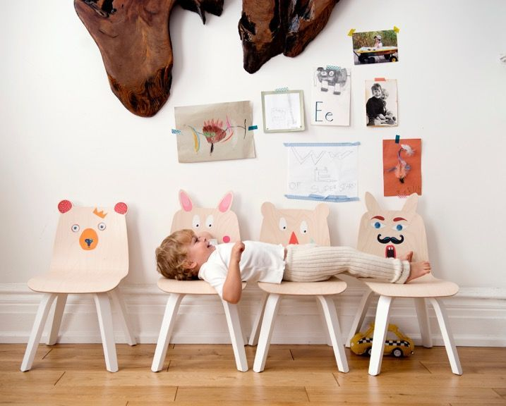 Charmant Play Collection, The Funny Furniture By Oeuf. Kids DecorKids ...
