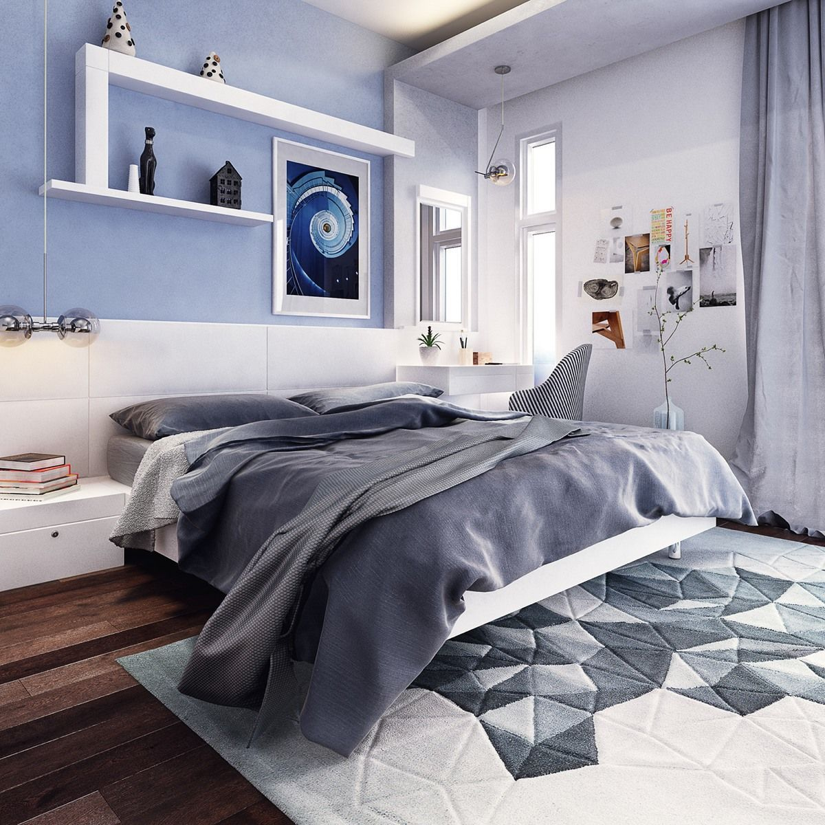 Bedroom inspiration roundup cool unconventional themes also for the rh pinterest