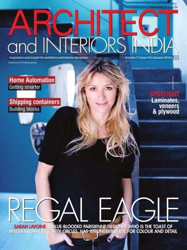 Get Your Digital Copy Of Architect And Interiors India Magazine