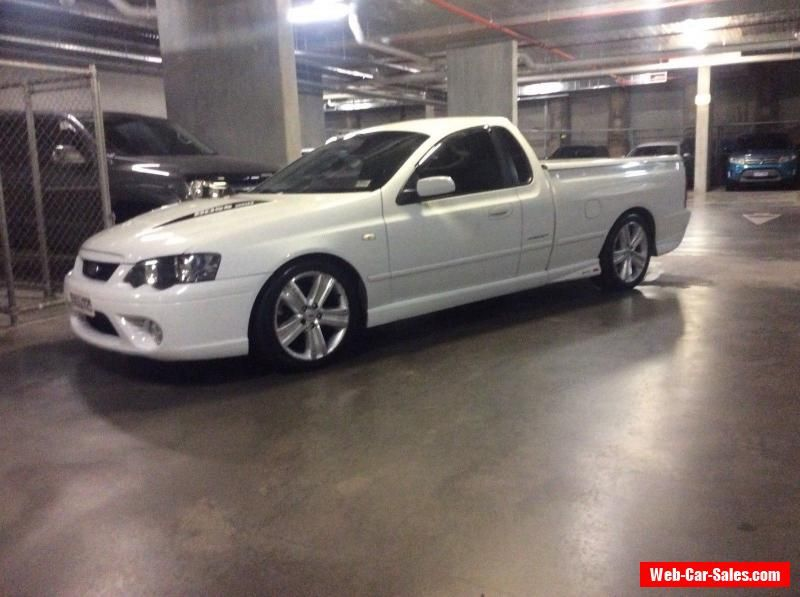 Ford Falcon Fgx Xr6 Turbo Aussie Muscle Cars Ford Falcon Ford Motor