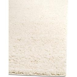 Photo of benuta Essentials Shaggy Rug Swirls Beige 160×230 cm – Long pile rug for living room be