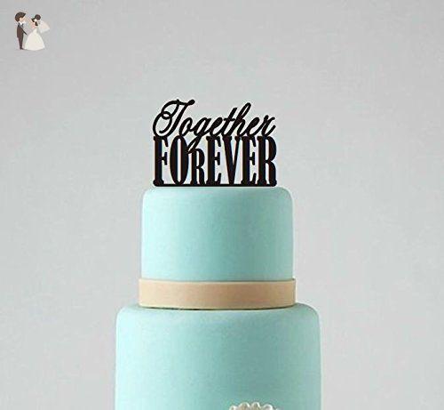 Together forever wedding cake topper cake topper wedding cake together forever wedding cake topper cake topper wedding cake decoration venue and reception junglespirit Choice Image