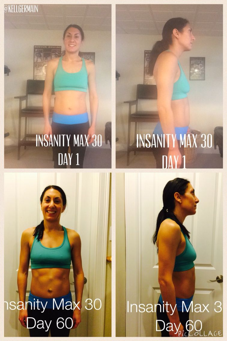 Insanity Max 30 Results Female : insanity, results, female, Results, Insanity, Defined,, Stronger, Endurance