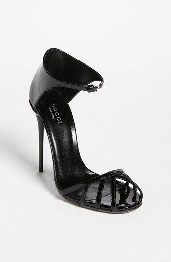 e35454ee9c1 Gucci Margot Sandal Black 10US   40EU Review Buy Now