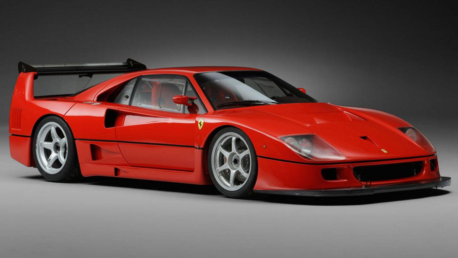 Ferrari F40 LM Guide